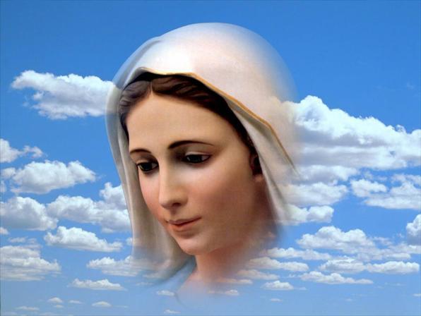 Citation 29/Sujet/Marie/... elle est notre Mère dans l'ordre de la grâce.../ 1955149697_small_1